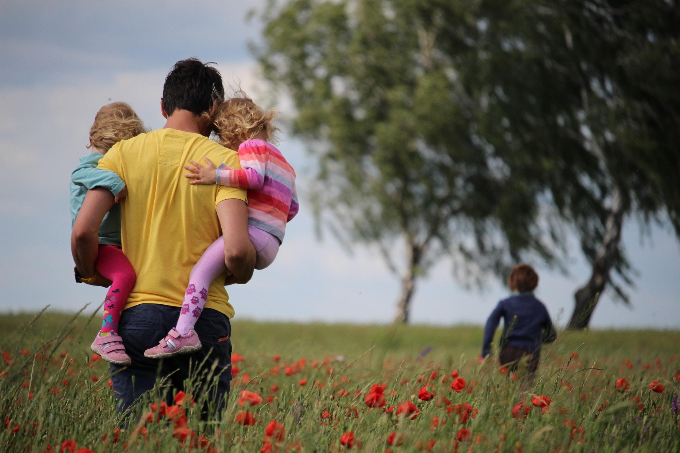 como afectan las discursiones de los padres a los niños