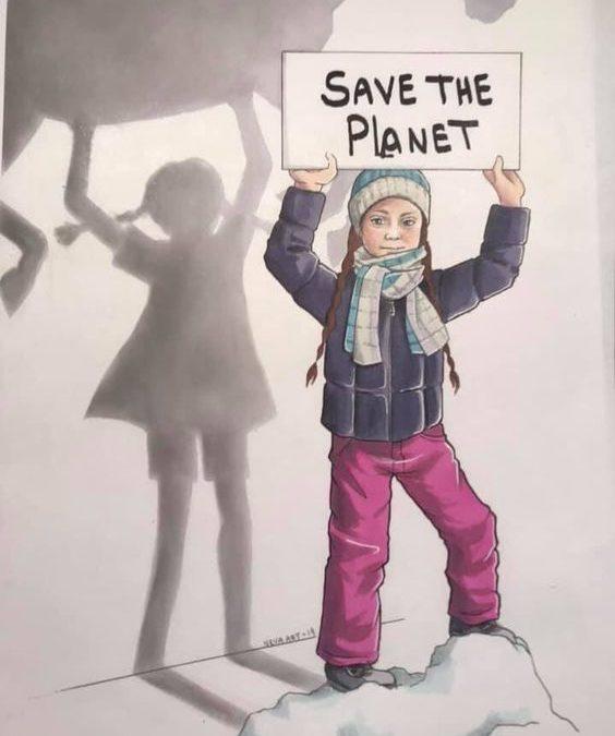 STOP AL CAMBIO CLIMÁTICO