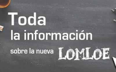 NUEVA LEY DE EDUCACIÓN LOMLOE